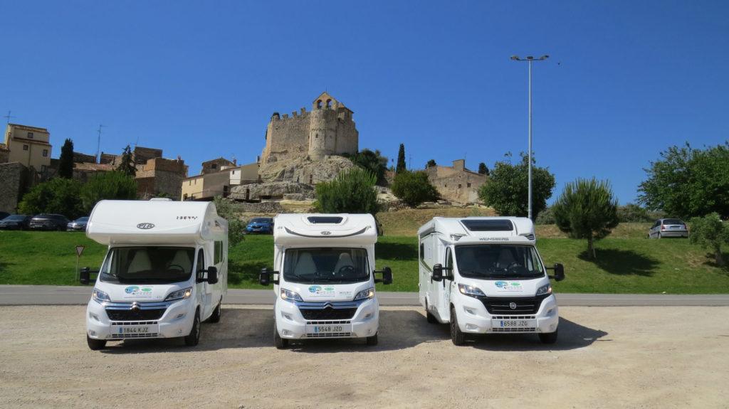 Alquiler Autocaravanas Tarragona